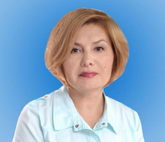 Фотография доктора Германовой