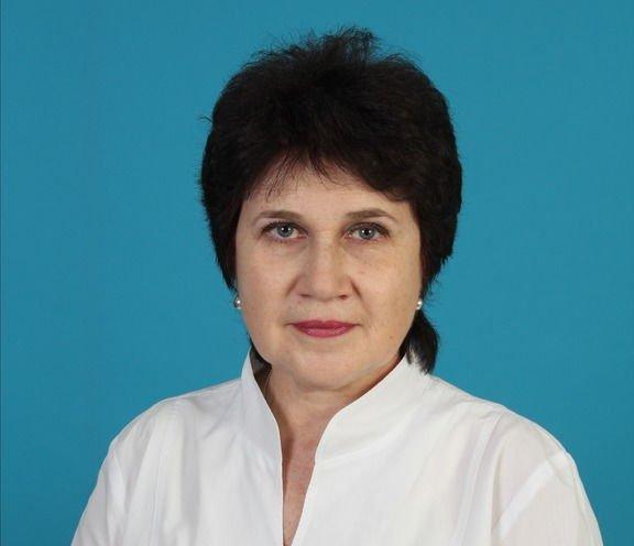 Фотография доктора Скосаревской