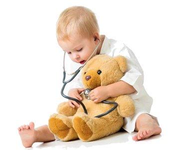 детский врач педиатр